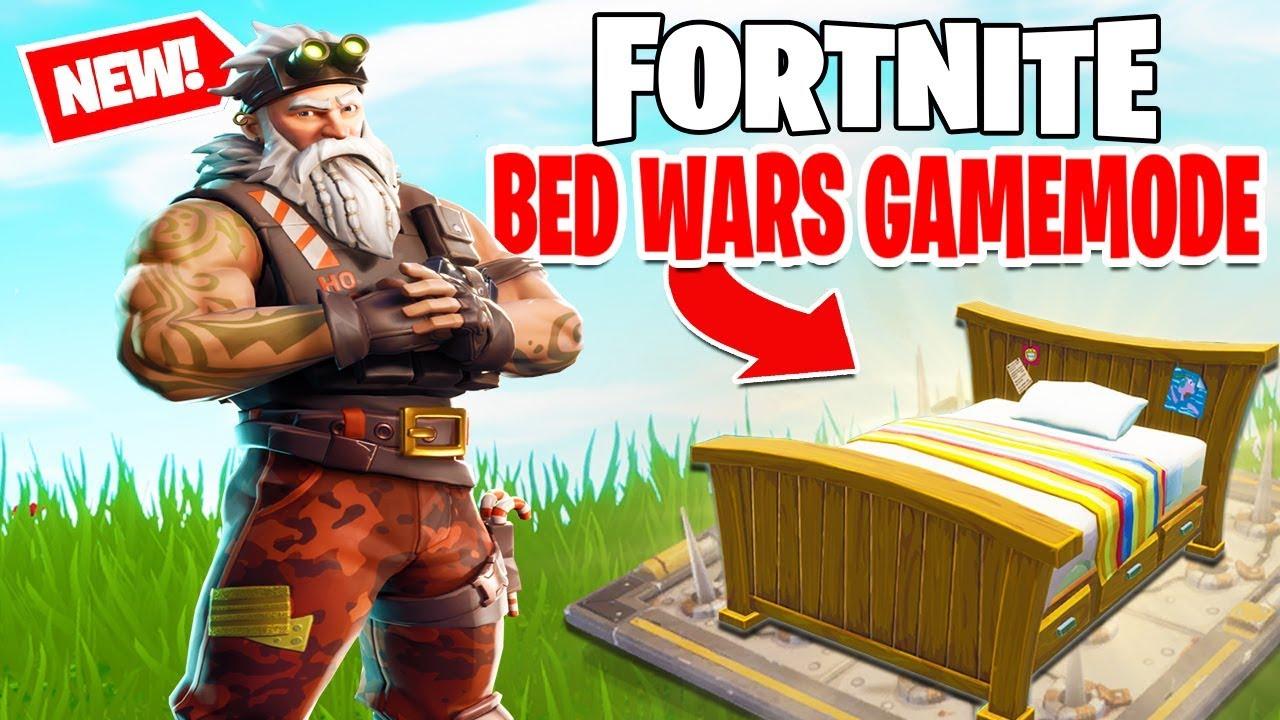 *NEW* CREATIVE MODE BED WARS in FORTNITE! w/ Ssundee - Custom Game