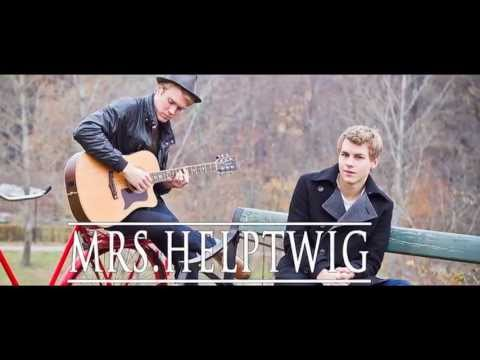 Save Tonight - Eagle Eye Cherry (Mrs. Helptwig acoustic cover)