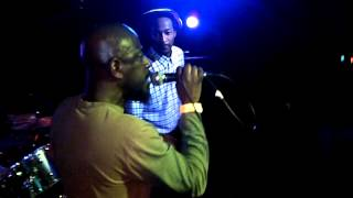 Wrongtom Meets Deemas J. & Mark Professor (Wreck It Up Crew)-Live Freestyle on Jump+Move+Rock Riddim