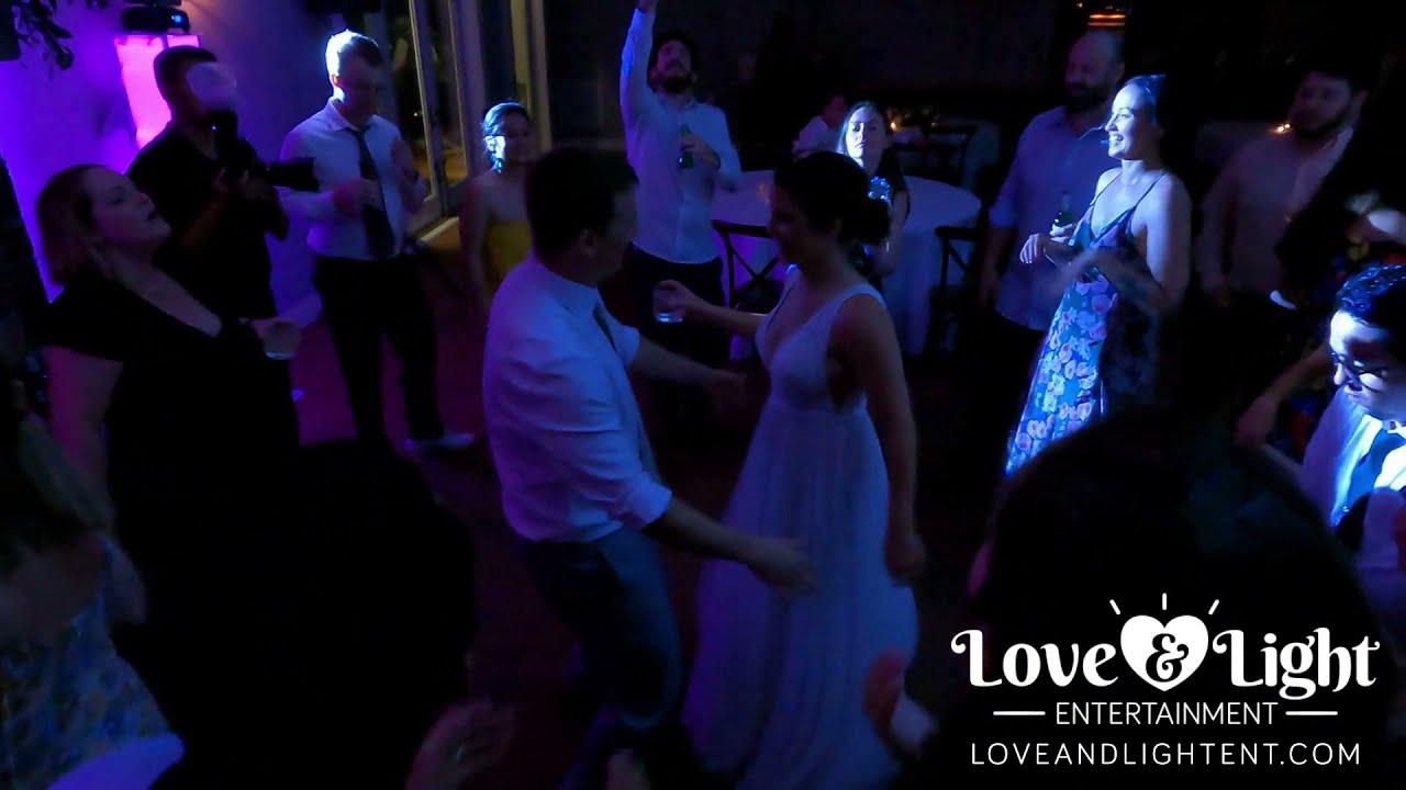 Bride & Groom jam to the last dance | Love & Light Ent.