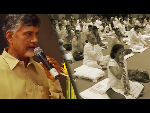 Inner Engineering for  Andhra Government -  Glimpses