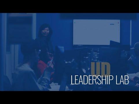 UD Leadership Lab — Financial Intelligence: Navigating the Economic Crisis