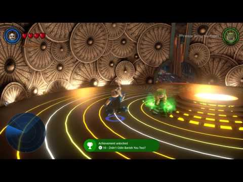 Didn't Odin Banish You Two? Achievement / Trophy Guide in LEGO Marvel's Avengers DLC