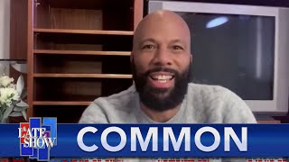 Common's Favorite Interview Question Is