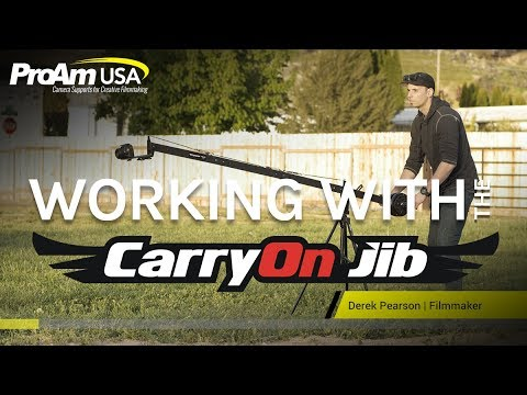 CarryOn Jib Compact Portable Camera Crane | by Derek Pearson