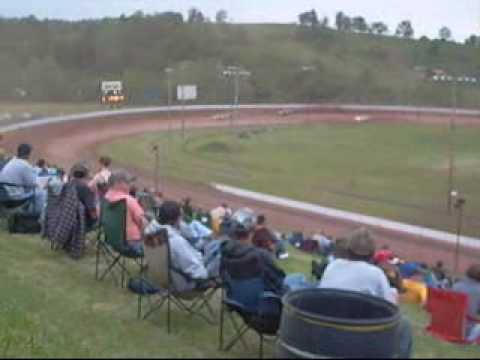 West Virginia Motor Speedway Heat #2