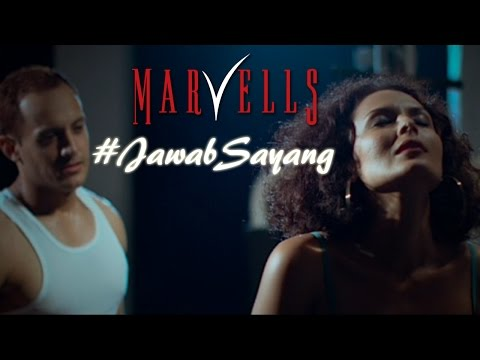 Marvells - Jawab Sayang (Official Video Clip) HD