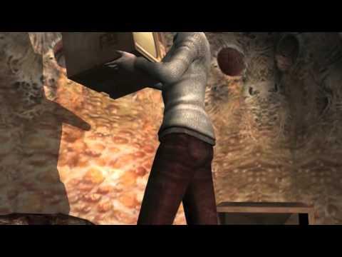 Silent Hill 2 YTP James' Menstration Frustration
