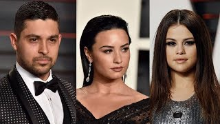 Demi lovato was rushed to the hospital on tuesday for an overdose. many of her friends have reached out via social media share their love and support ...