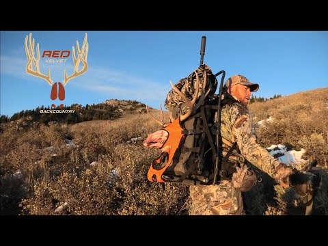 2019 HIGH COUNTRY IDAHO MULE DEER HUNT!