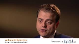 Antonio Di Domenico, Fasken Martineau Dumoulin LLP