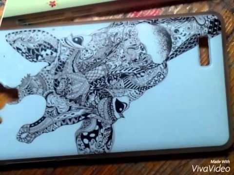 Moje obaly na mobil Lenovo A536 - YouTube e028a2dde62