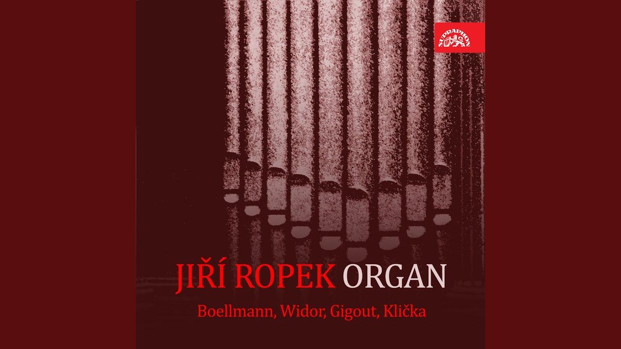 Suite gothique, Op. 25 - Toccata