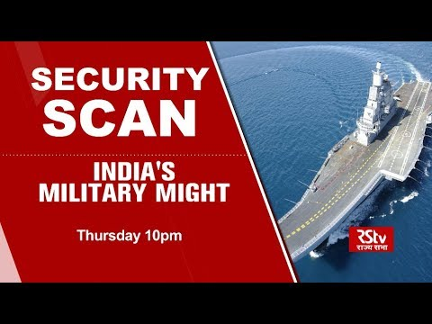 Promo - Security Scan : India's Military Might | 10 pm
