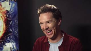 Benedict Cumberbatch Does Awesome Impressions