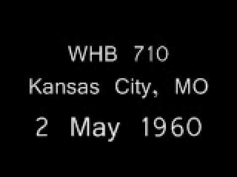 WHB 710 Kansas City 2 May 1960