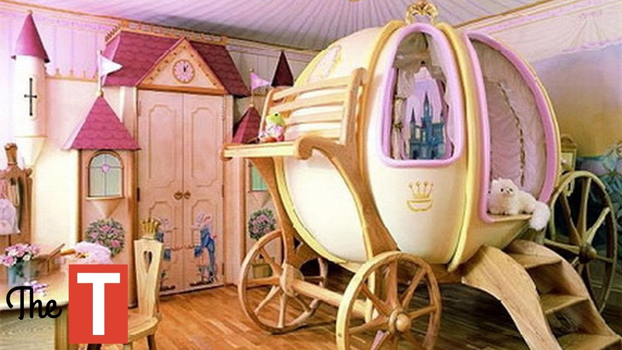 10 Most Epic Disney Movie Themed Bedrooms Ever Youtube
