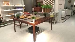 Кухонные столы обзор/ИКЕА/МОРБИЛОНГА/#IrishkaT