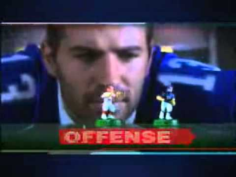 AFL on NBC 2003 ad (Elway/Warner)