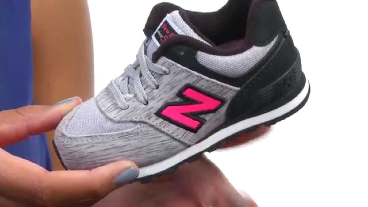 low priced c6d4f 0fb4a New Balance Kids 574 Sweatshirt (Infant/Toddler) SKU:8560416