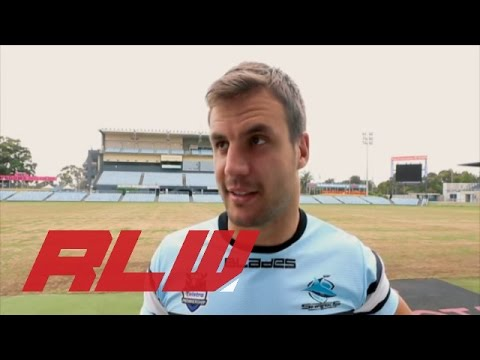 RLW TV: Beau Ryan - Cronulla Sharks | Rugby League Week