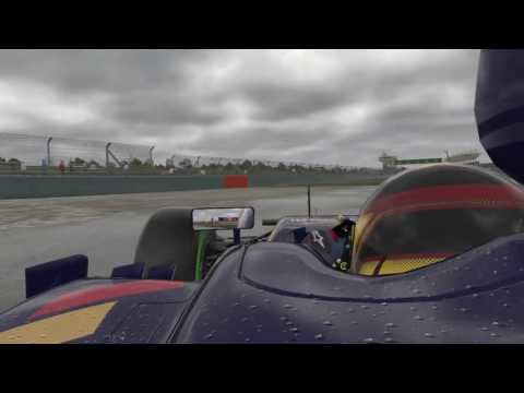 F1 2016 Career: Chinese GP Live Ultimate AI Toro Rosso