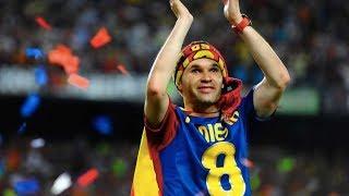 Barcelona News Round-Up ft Iniesta to China, Messi