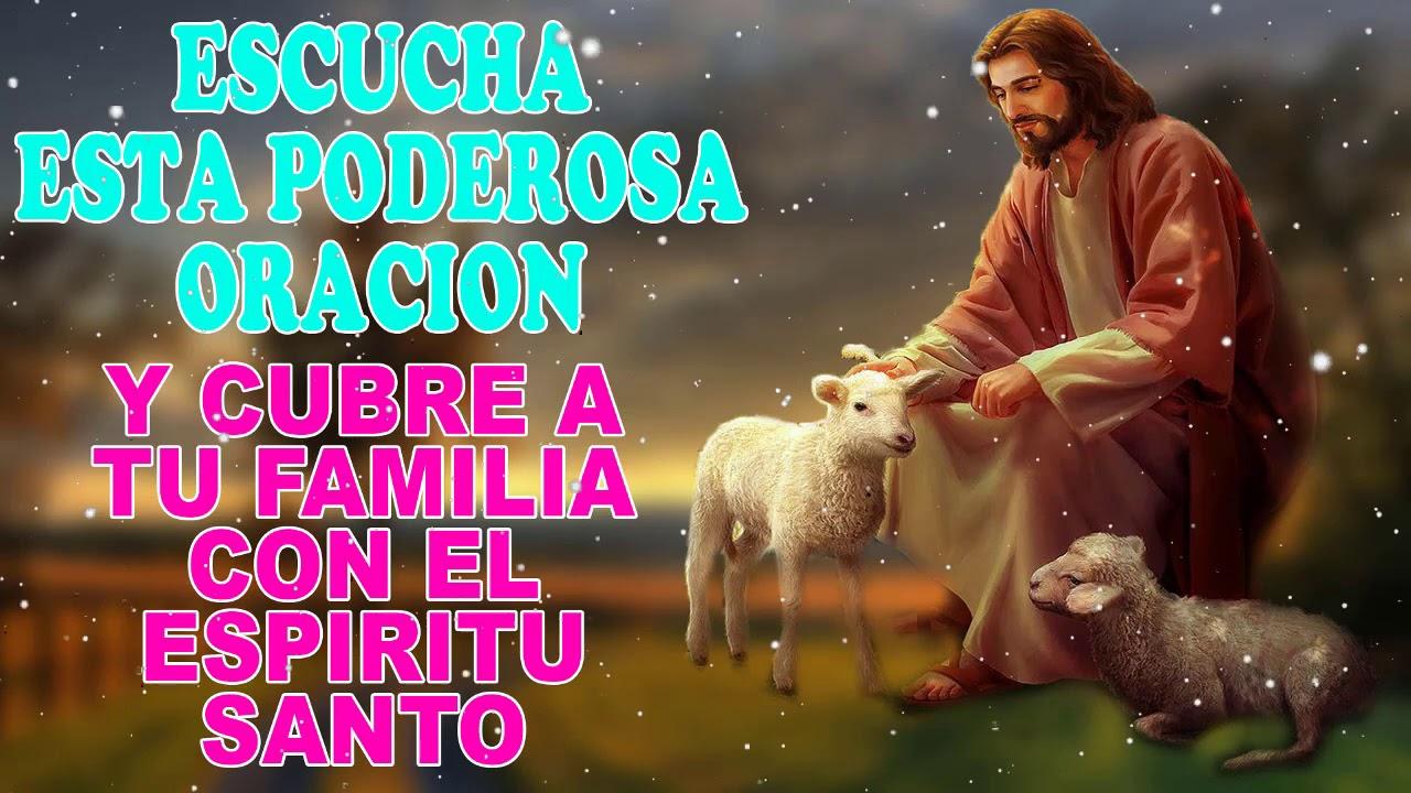 Escucha esta Poderosa Oración y cubre a tu Familia con el Espíritu Santo, oración para la Familia