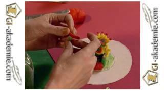 Уроки лепки для детей -- 7