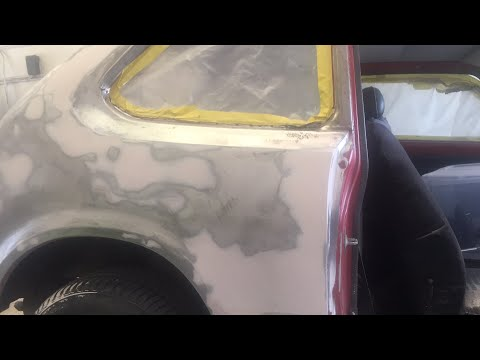 How to Create A Door Jamb Opening With BONDO! - Live Lesson Fridays