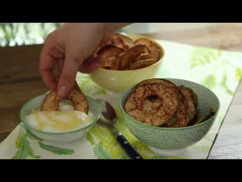 How to Make Baked Apple Chips | Apple Recipes | Allrecipes.com