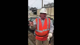 This Construction Worker Does A Pretty Good Trump Impersonation
