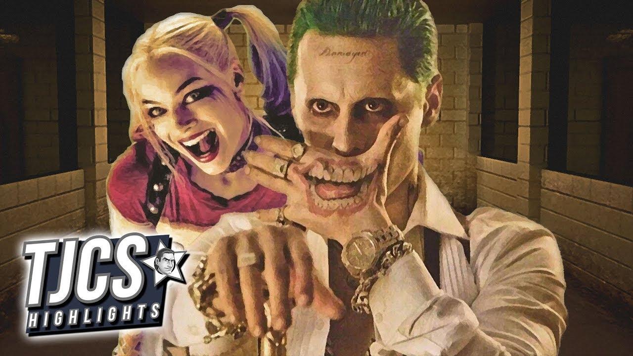 Joker And Harley Quinn Film