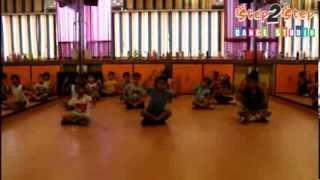Maston Ka Jhund | Bhaag Milkha Bhaag | Dance Steps By Step2Step Dance Studio