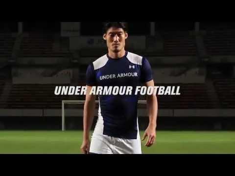 アンダーアーマー「UA FOOTBALL」-2015SS