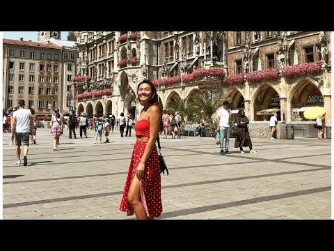 Solo travel to Munich, Germany!