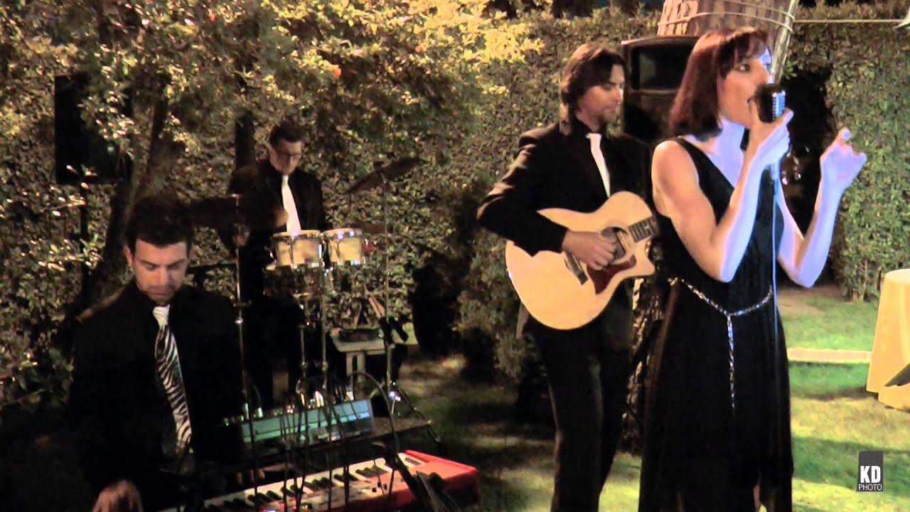 Stefano Fantozzi And Louncherie Band Villa Quintili Youtube