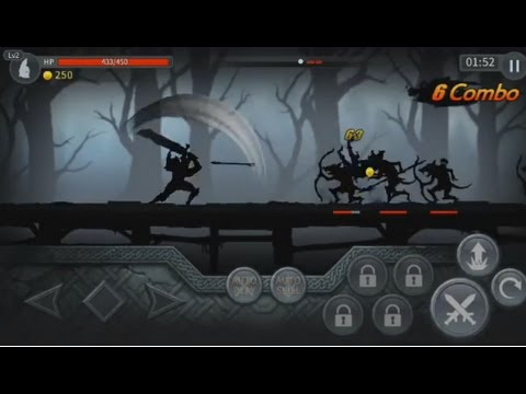 Dark Sword (by NANOO COMPANY Inc.) - rpg game for android - gameplay.