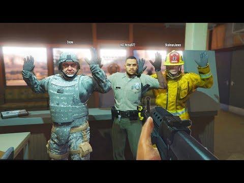 GTA V  POP LIFE - SECUESTRO A UN MAFIOSO PARA HACER UN INTERCAMBIO - Real Life Simulator