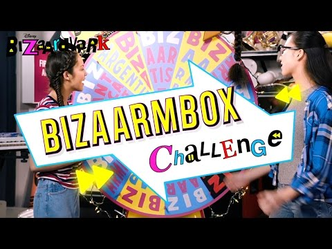 BizaArm Box | Bizaardvark Shorts | Disney Channel