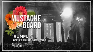 Mustache and Beard - Rumput (Live)
