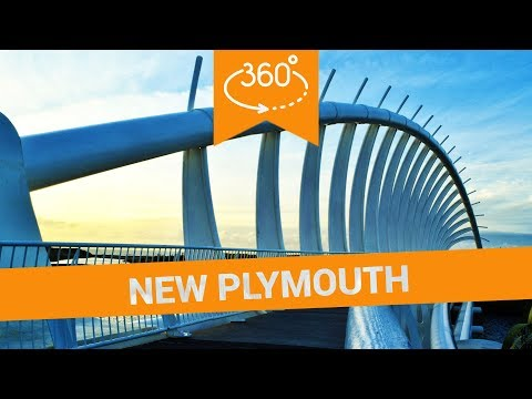 Things to Do in New Plymouth in 360 - New Zealand VR - BackpackerGuide.NZ
