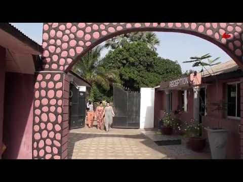 Baobab Hotel And Holidy Resort  The Gambia.