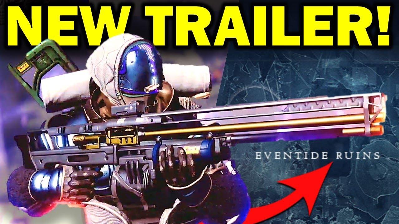 Destiny 2: NEW ENEMIES! - FULL Map Reveal! - New Beyond Light Trailer