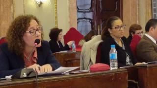 Pleno febrero 2017- Réplica a PP sobre moción CETA