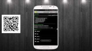 Inyección SQL desde Android - DroidSQLi