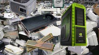 Сборка игрового компьютера из хлама
