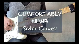 Pink Floyd - Comfortably Numb | Solo Cover