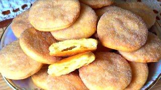 Выпечка. Быстрое и простое печенье. Очень вкусное.
