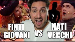 CIAO DARWIN 8: FINTI GIOVANI VS NATI VECCHI | ANTHONY IPANT'S